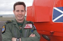 Royal Navy Pilot Gets Air Force Cross For Rescuing Lost Hiker