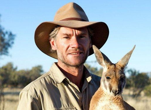 The Australian hero who saves orphaned kangaroos for a ...